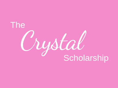the crystal scholarship