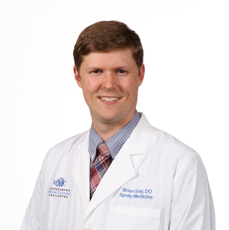 MMC Welcomes Dr  Brian Gray, Family Medicine Physician