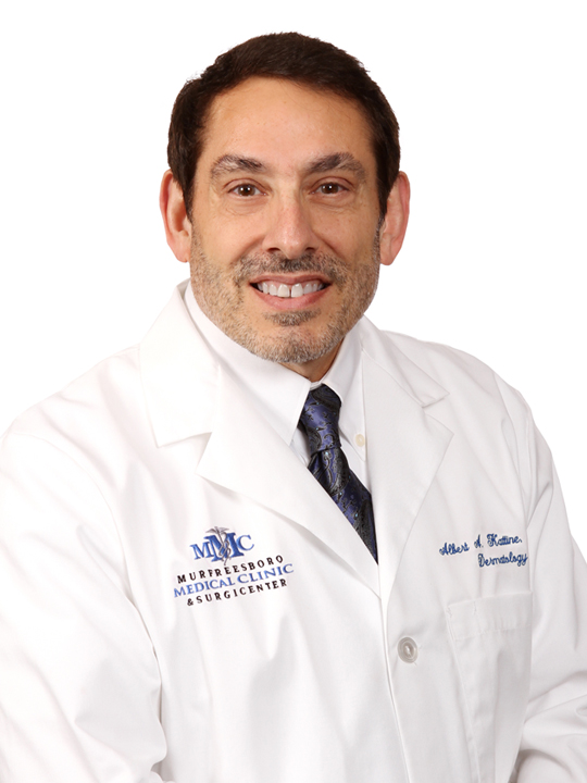 Albert Kattine, M.D. - Medical Director