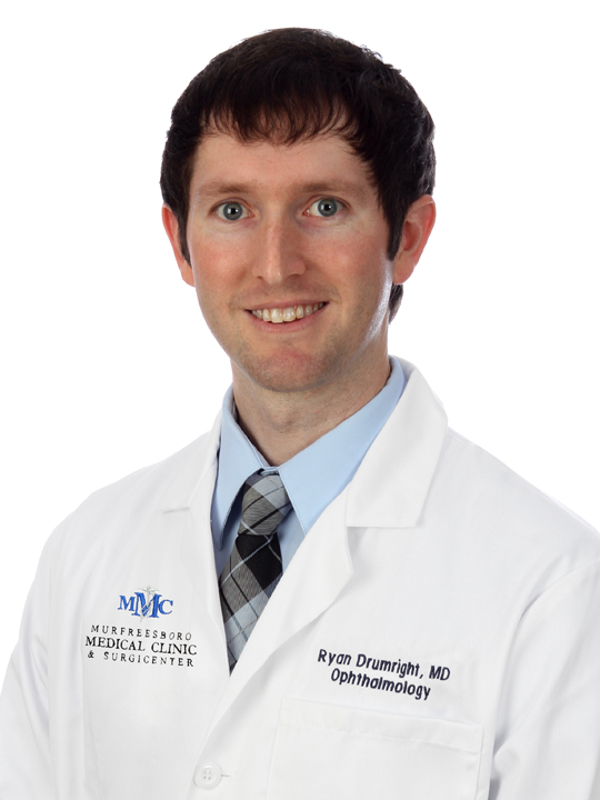 Ryan Drumright, M.D.